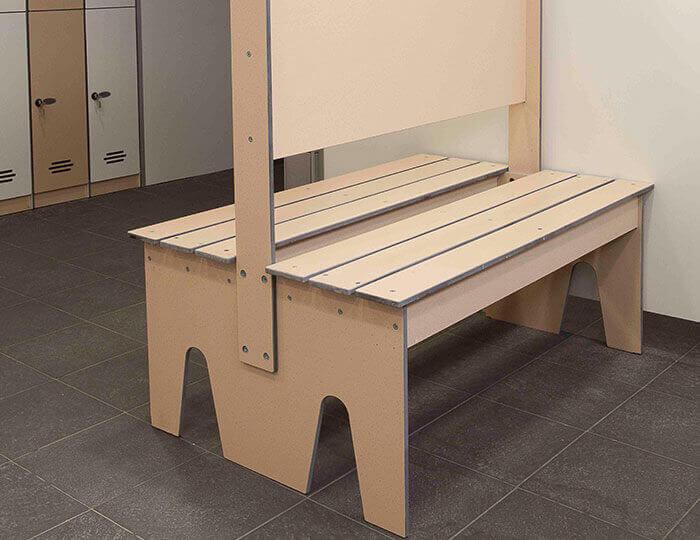 ספסל כפול | אמבין פרוייקטים